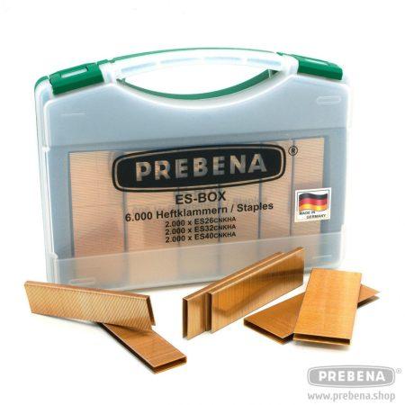 PREBENA ES-BOX kapocs