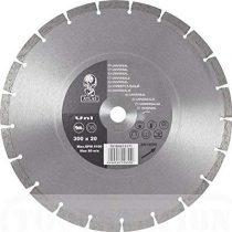 Gyémánttárcsa 115 mm Uni, Atlasz