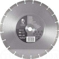 Gyémánttárcsa 125 mm Uni, Atlasz