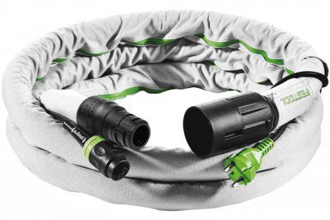 FESTOOL CLEANTEC plug it-Antisztstikue Elszívótömlő D27/22x5m-AS-GQ/CT