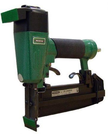 Szegbelövő gép, üvegléc rejtett rögzítéséhez PREBENA 2P-J50SVN 16-50mm-ig