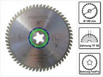 FESTOOL Speciális fűrészlap/alumínium/190X2,6 FF TF58