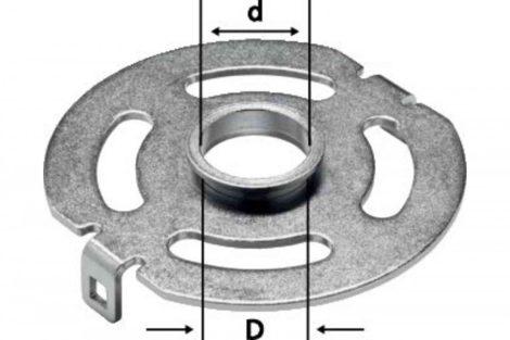 FESTOOL Másológyűrű KR-D 24/OF 1400