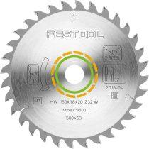 Festool Sűrűfogazású fűrészlap 210X2,4X30 W52