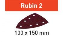 FESTOOL Csiszolólap Rubin 2 STF DELTA/7 P40 RU2/50