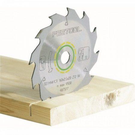 Festool körfűrészlap standard 160x1,8x20 W18