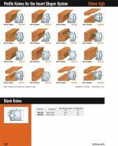 Forgácstörő 50 mm-es profilkéshez CMT