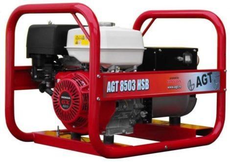 AGT 8503 HSB Áramfejlesztő