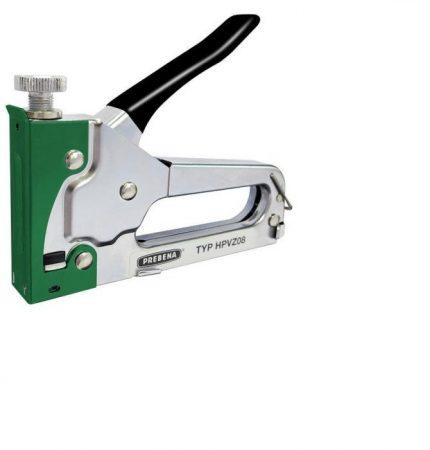 Kézi kapcsozógép PREBENA HPVZ08  6-8mm-ig