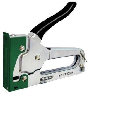 Kézi kapcsozógép PREBENA HTVX08 6-8 mm-ig