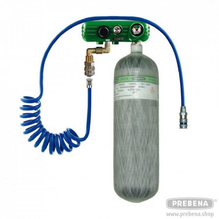 Mobil kompresszált levegőtartály 4,7 L  PREBENA PNEUMATIKUS MOBILO 470