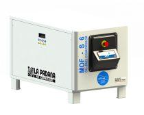 Olajmentes kompresszor MOF - SD 6 ( élelmiszeripar, gyógyászat, lézervágás, fejőgép csarnok ) LA PADANA