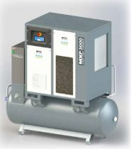 Csavarkompresszor 500l, 18,5kW -MXP 2500-500E LA PADANA