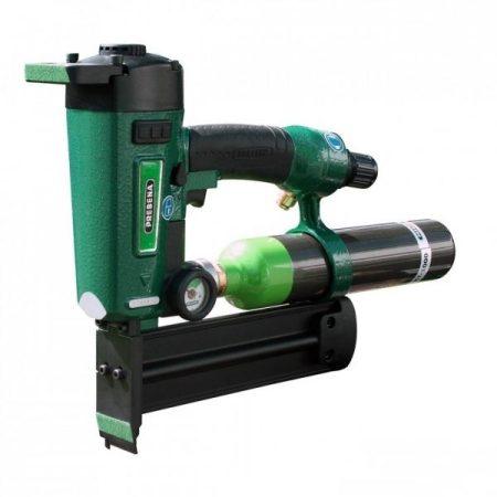 Levegőpatronos üvegléc szegbelövő gép PREBENA PKT-2-J50SD-SVN