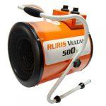 Hőlégfúvó RURIS Vulcano 500 ( elektromos)