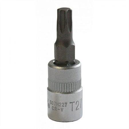 """Jonnesway Torx kézi dugókulcs 1/4"""" T06-T40"""