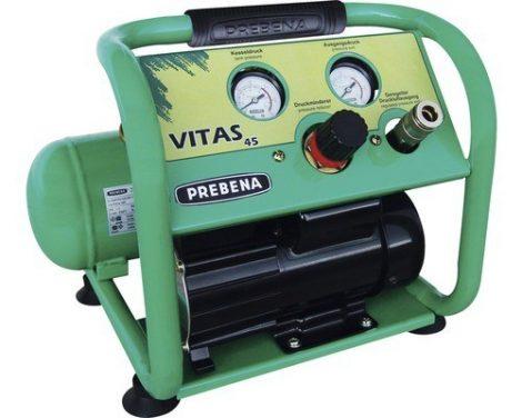Olajmentes kompresszor PREBENA VITAS 45