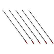 Wolfram elektróda 2,4 mm/175mm piros 2% thor Parweld